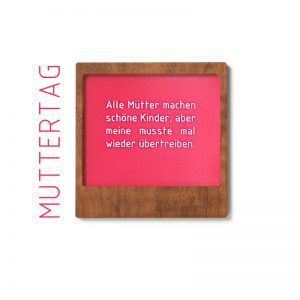 lumenqi-holz-design-bilderrahmen aus holz-memoholz-geschenk-muttertag