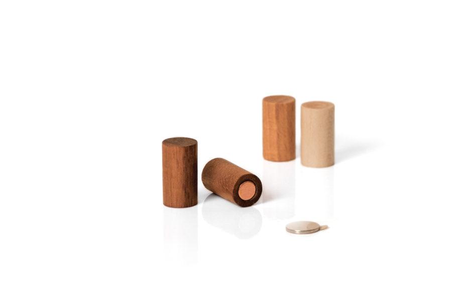 lumenqi-holz-design-schmuckhalter-magnetpins aus holz-schmuckleiste-geschenk-02
