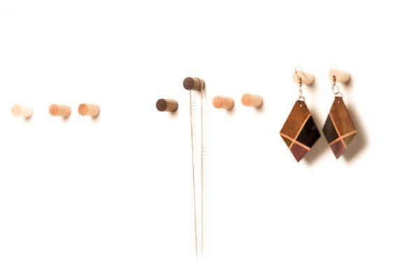 lumenqi-holz-design-schmuckhalter-magnetpins aus holz-schmuckleiste-geschenk-06