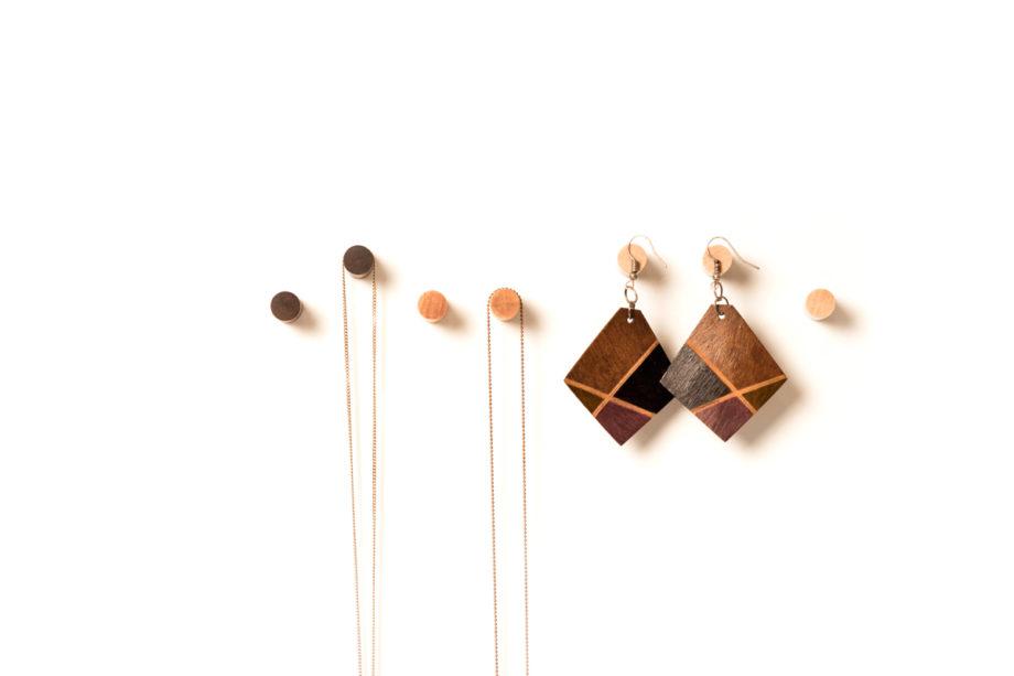 lumenqi-holz-design-schmuckhalter-magnetpins aus holz-schmuckleiste-geschenk-07