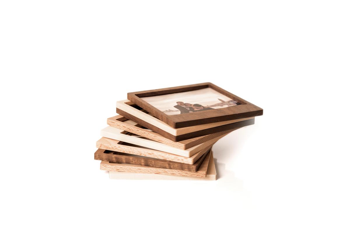 bilderrahmen memoholz pin 2er set lumenqi design geschenke aus holz made in germany. Black Bedroom Furniture Sets. Home Design Ideas