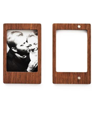 lumenqi-holz-design-bilderrahmen instax mini-magnetrahmen aus holz-magnetrahmen-instax mini-geschenk-01
